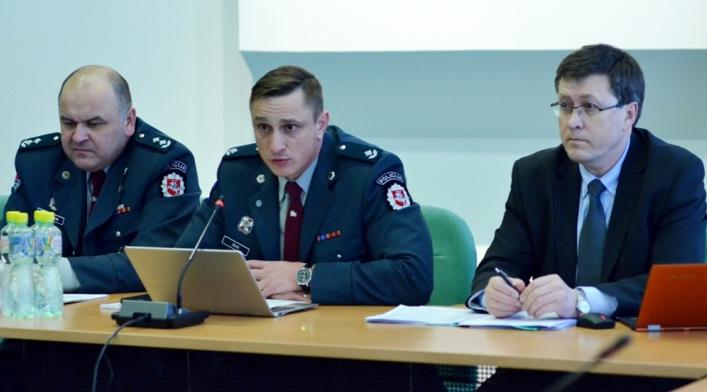 Pristatyta Molėtų rajono policijos komisariato veikla