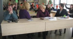 Debatai gimnazijoje