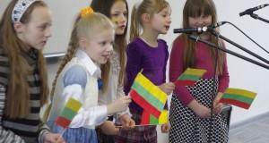 Dainuoju Lietuvai