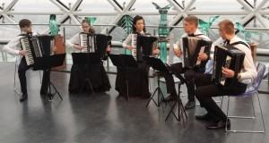 Akordeonistai