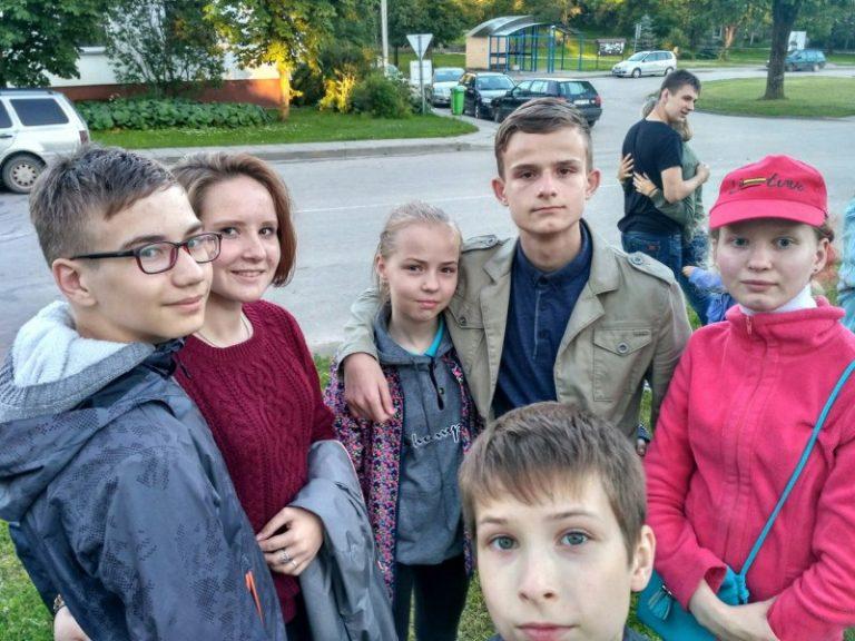 Alanta penktą kartą buvo sukvietusi išsibarsčiusių po Rusiją tautiečių vaikus…