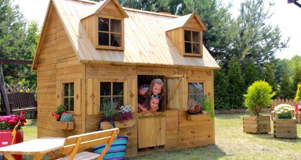 Medinis vaikų namelis