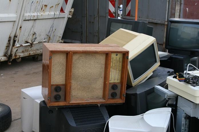 Rajone daugės vietų elektronikos atliekoms priduoti