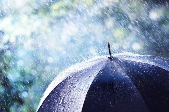Šiandien Lietuvoje daug kur protarpiais krituliai, vyraus lietus