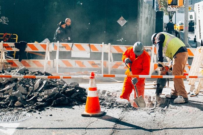 Darbas per karščius pavojingas dirbančiųjų sveikatai